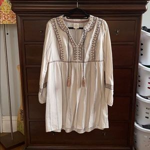 Knox Rose Embroidered Dress